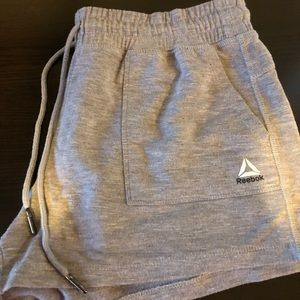 Reebok cotton shorts